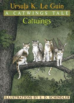 Catwings book