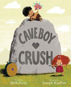 Caveboy Crush book