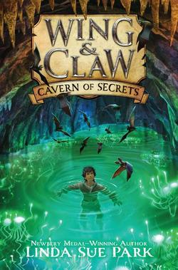 Cavern of Secrets book