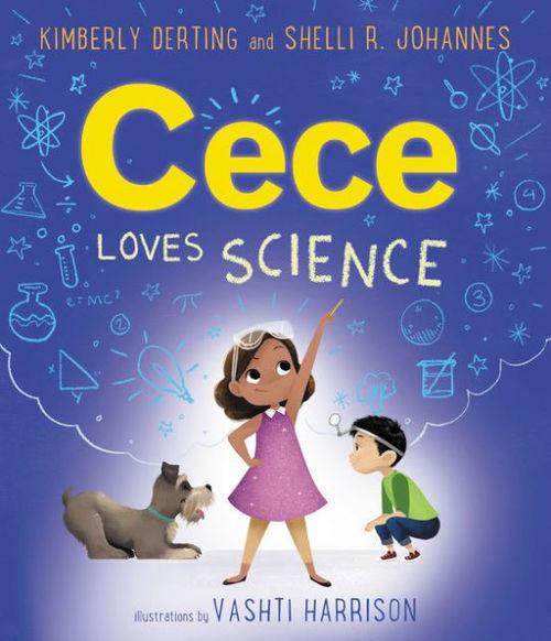 Cece Loves Science Book