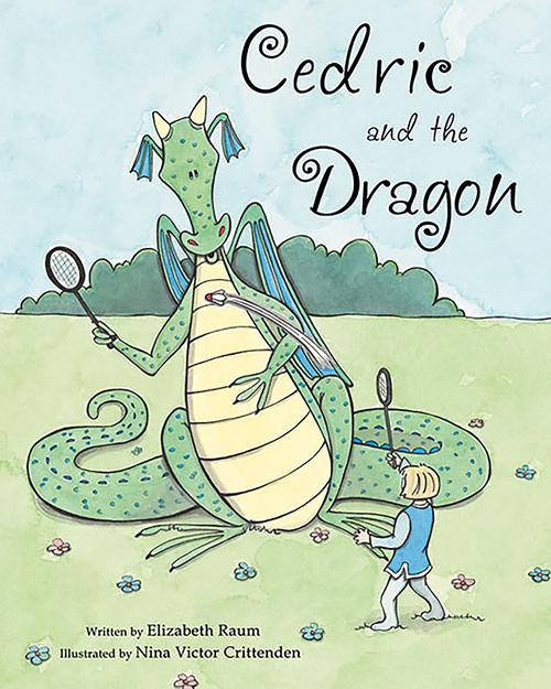 Cedric and the Dragon book