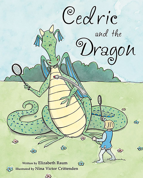 Cedric and the Dragon Book
