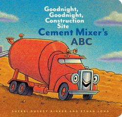 Cement Mixer's ABC book