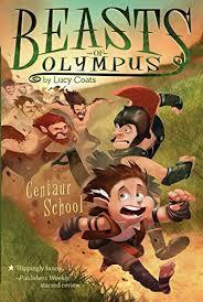 Centaur School book