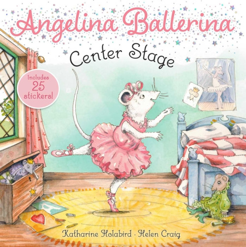 Center Stage book