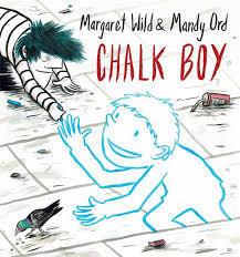 Chalk Boy book