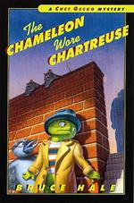 Chameleon Wore Chartreuse book