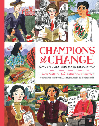 Champions of Change book