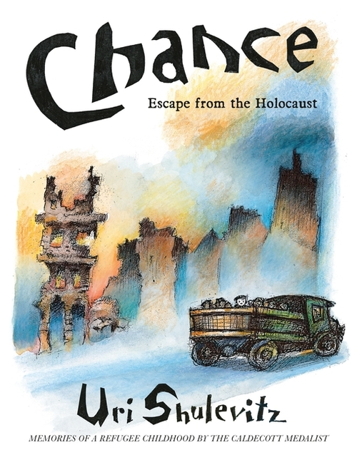 Chance: Escape from the Holocaust book