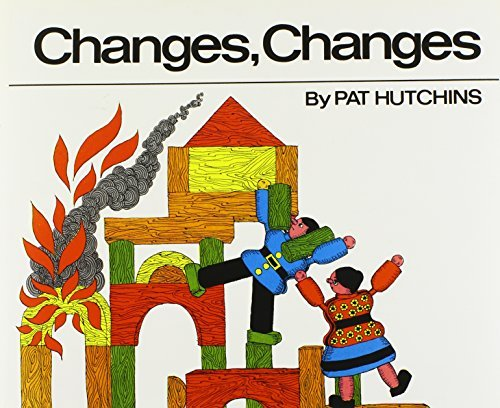 Changes, Changes book