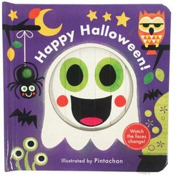 Changing Faces: Happy Halloween! book
