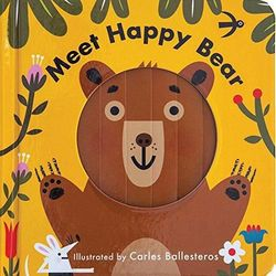 Changing Faces: Meet Happy Bear book