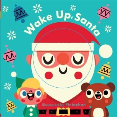 Changing Faces: Wake Up, Santa book