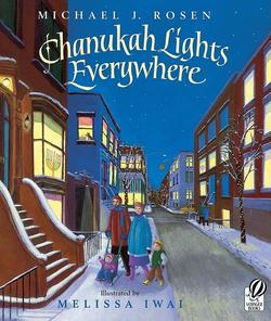Chanukah Lights Everywhere book