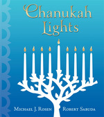 Chanukah Lights book
