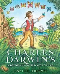 Charles Darwin's Around-the-World Adventure book