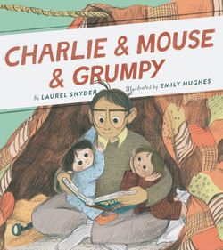 Charlie & Mouse & Grumpy book