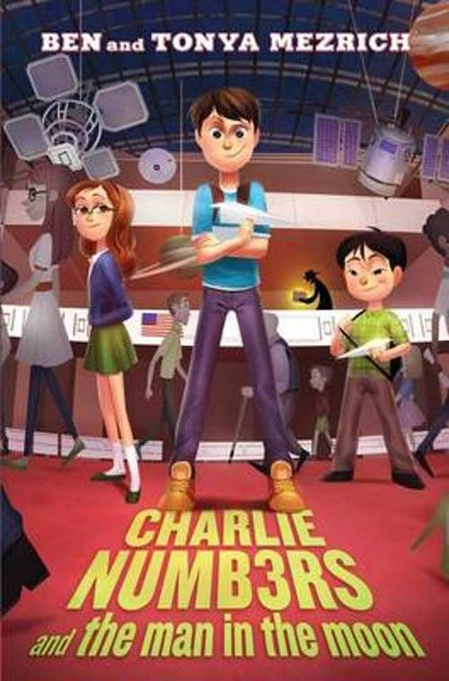 Charlie Numbers and the Man in the Moon book