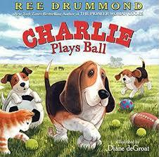 Charlie Plays Ball book