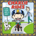 Charlie Rides book