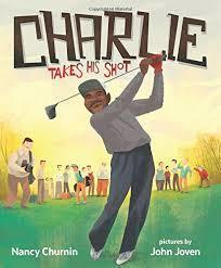 Charlie Takes His Shot book