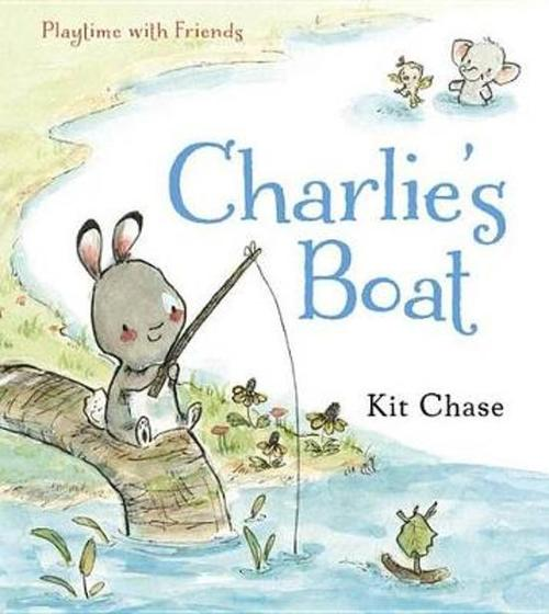 Charlie's Boat book