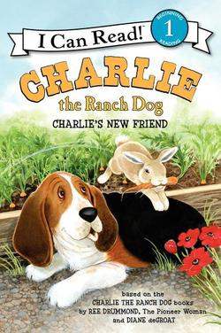 Charlie's New Friend book