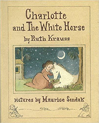 Charlotte and The White Horse book