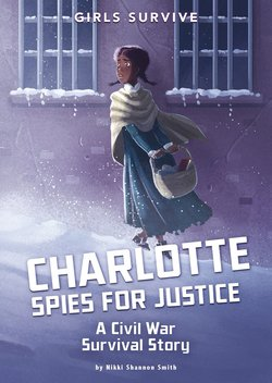 Charlotte Spies for Justice Book