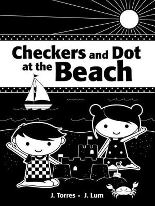 Checkers and Dot at the Beach book