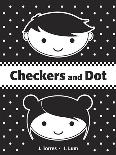 Checkers and Dot book