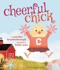 Cheerful Chick book