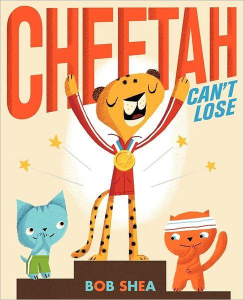 Cheetah Can't Lose book