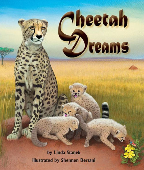 Cheetah Dreams book