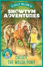 Chessy, the Welsh Pony book