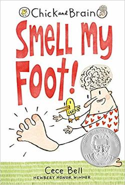 Chick and Brain: Smell My Foot! book