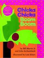 Chicka Chicka ABC book