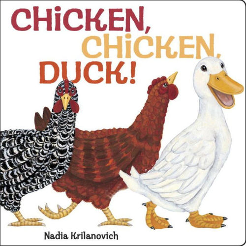 Chicken, Chicken, Duck! book