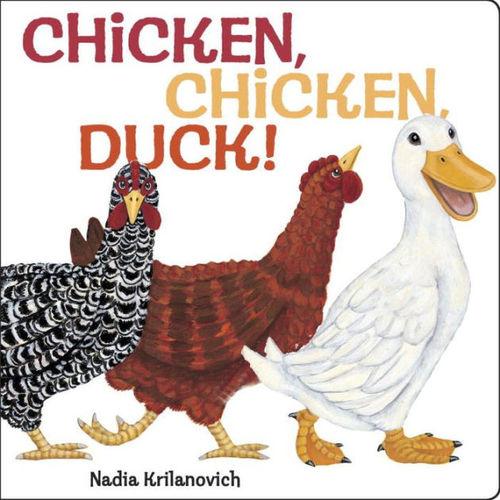 Chicken, Chicken, Duck! book