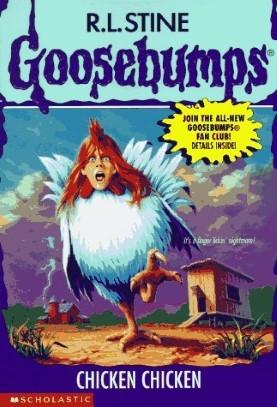 Chicken Chicken book
