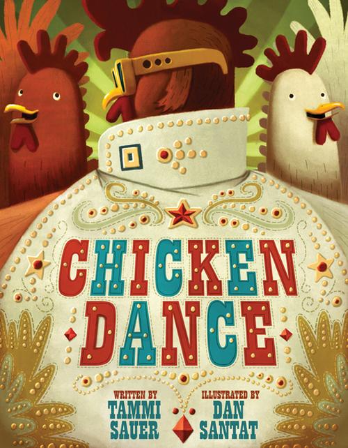 Chicken Dance book
