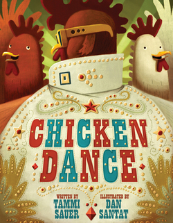 Chicken Dance book