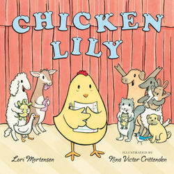 Chicken Lily book