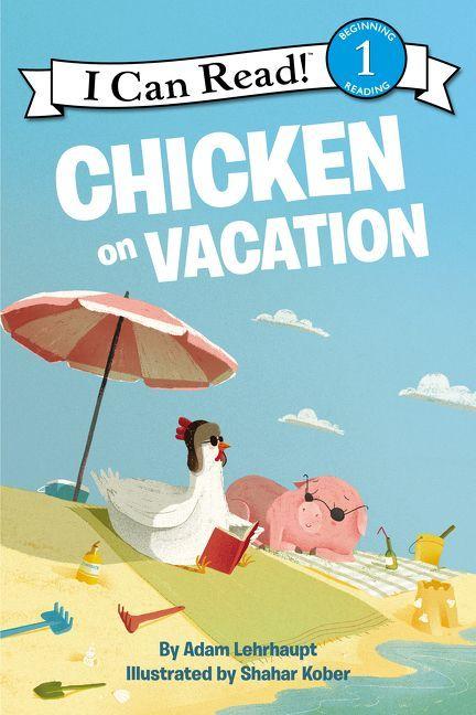 Chicken on Vacation book