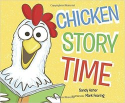 Chicken Story Time book
