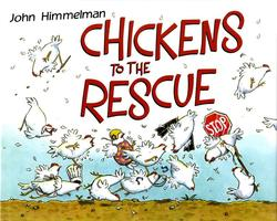 Chickens to the Rescue book