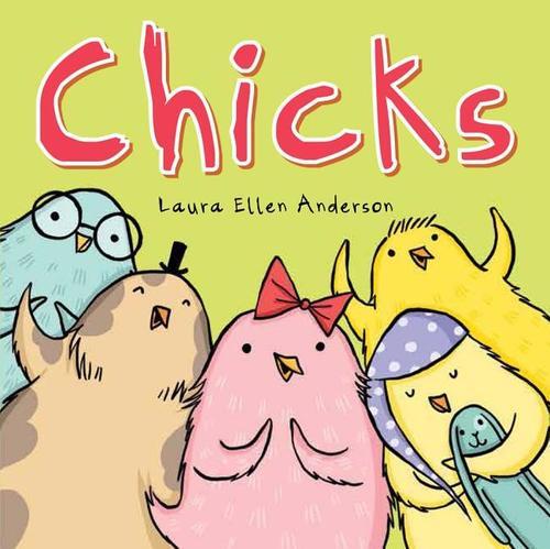 Chicks! book