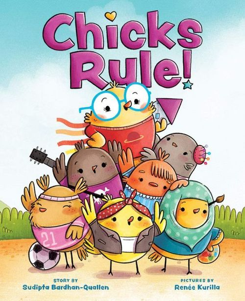 Chicks Rule book