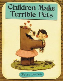 Children Make Terrible Pets book