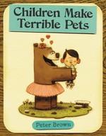 Children Make Terrible Pets book